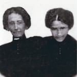 Rosa and Lois Edwards