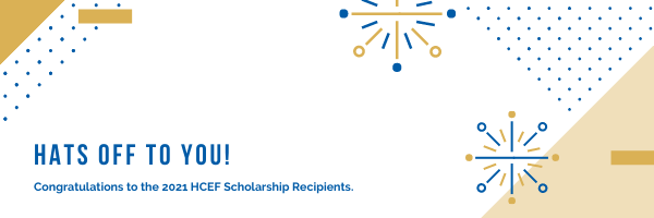 2021 HCEF Scholarship Awards
